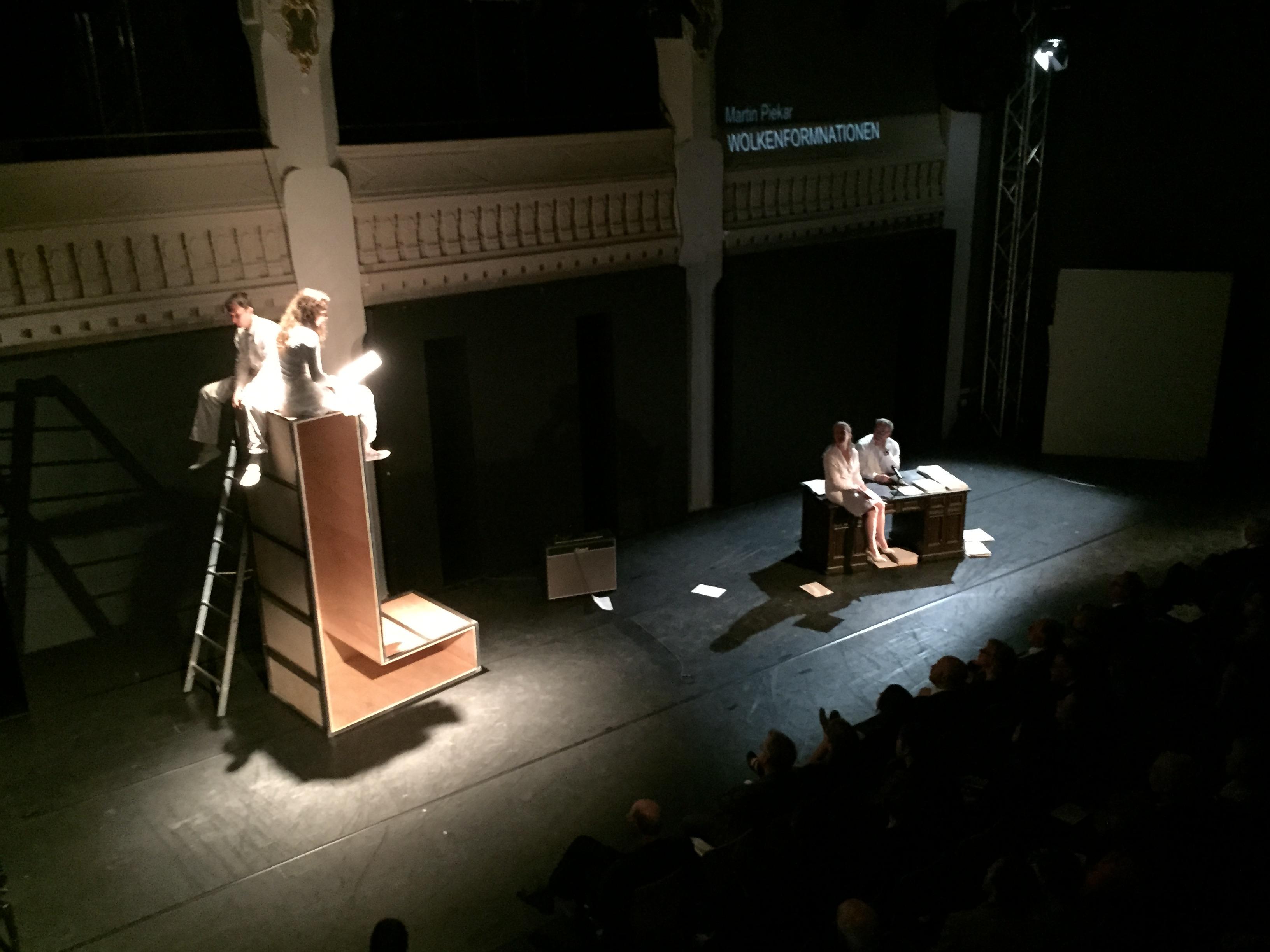 Preisverleihung junges Literaturforum Hessen-Thüringen
